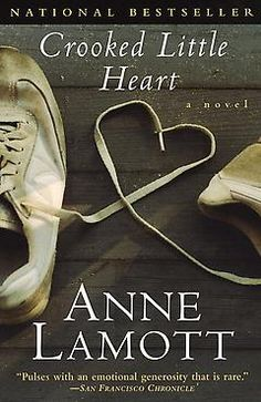 It shocked me how much Crooked Little Heart by Anne Lamott spoke to my childhood: Growing up in Marin County, playing tennis, struggling with self-esteem issues among pretty California girls. [Natalie]