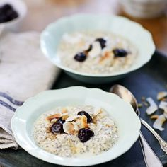 Discover recipes, home ideas, style inspiration and other ideas to try. Oats Recipes, Cooking Recipes, Healthy Recipes, My Favorite Food, Favorite Recipes, Gluten Free Breakfasts, Overnight Oats, Love Food