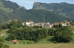 Gruyères (Canton de Fribourg)