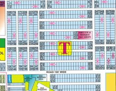 Mont Gate | Lahore DHA Phase 7 Residential Plot for sale - T Block