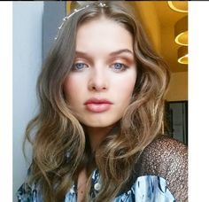 Make up via Amy Nadine instagram