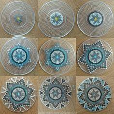 Des idées de modèles à réaliser avec des perles à repasser / Hama beads models Perler Bead Designs, Hama Beads Design, Perler Bead Templates, Diy Perler Beads, Perler Bead Art, Pearler Beads, Hama Beads Coasters, Hama Coaster, Melty Bead Patterns