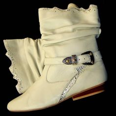 Slouch Boots, yep most of us in my 10th grade class had them!