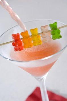 dancing bear martini