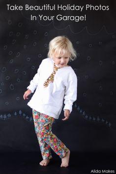 Video Tutorial: Garage Photo Shoot   Alida Makes