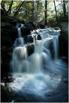 Salmon River Falls, Orwell, New York