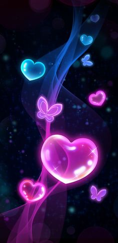 Locked Wallpaper Heart Backgrounds Iphone Wallpapers Phone Pretty