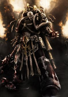 Lorgar, primarch of the Word Bearers