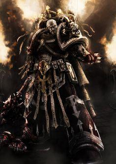 Lorgar, primarch of the Word Bearers