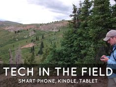 Tech in the field: Smart phone, Kindle, Tablet Free Presentation Software, Haiku, Ecology, Fields, Kindle, Smartphone, Deck, Learning, Fun