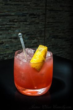 A good measure of Campari shaken with Almafi Limoncello, white wine & spiced up with a touch of fennel  By 21 Covent Garden