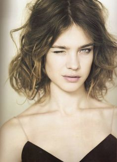 Natalia Vodianova, just looking at her and I know she has style:) oh and i love her name too