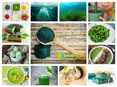 SPIRULINA – 20 de beneficii