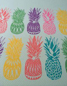 Pineapple Chill on Behance