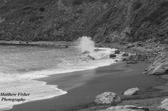 California Coast Matted Photograph by matthewfisherphoto on Etsy, $19.99