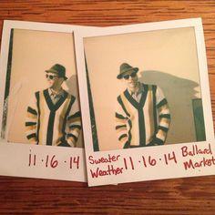 @terrysphots out in Seattle last weekend in his new @MrTurk sweater. #sweaterweather #mrturkclub