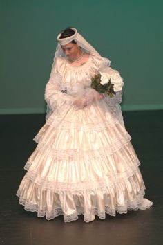 Style Retro, Casual Attire, Here Comes The Bride, Fairytale, Ball Gowns, Goal, Victorian, Satin, Princess