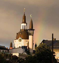 mosque in sweden