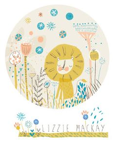 LIKE THE TECHNIQUE & CIRCLE IDEA Lizzie Mackay