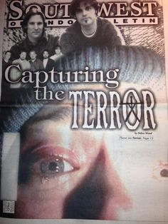 "Happy Halloween! Our treat for you on this day of frightful fun is our October 16, 1999, cover ... filmmakers Eduardo Sanchez and Daniel Myrick of Williamsburg used an innovative and risky filming concept called ""method filmmaking"" to capture the terror of The Blair Witch Project. The movie went on to gross more than $248 million worldwide at the box office. #tbt #halloween"