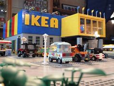 Lego IKEA: A LEGO® creation by Rasmus Altenkamp : MOCpages.com