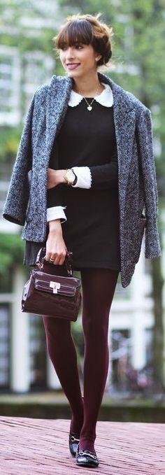 #british #style by Preppy Fashionist