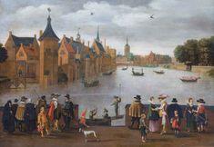 Den Haag - hofvijver