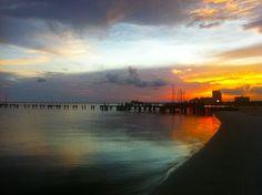 Beautiful Biloxi Beach