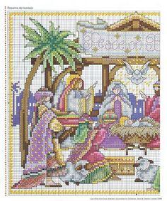 solo esquemas religiosos (pág. 27) | Aprender manualidades es facilisimo.com