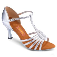Freed of London Audrey Latin Dance Shoes| Dancesport Fashion @ DanceShopper.com