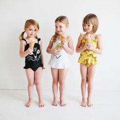 Le Petit Organic | Featuring Mini Rodini Swim | Sweet Little Peanut