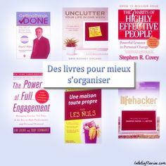 Les meilleurs livres pour apprendre à s'organiser sur lutetiaflaviae.com