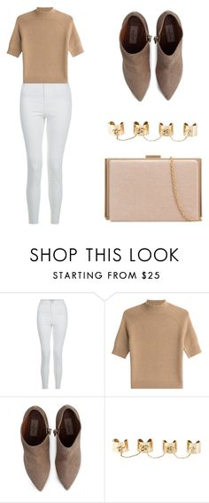 """""""Untitled #247"""" by mindongalsxy ❤ liked on Polyvore featuring New Look, Theory, Valentino and Maison Margiela"""