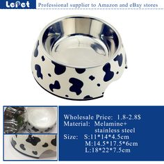 Lepetco is a wholesale manufacturer of non-slip stainless steel and melamine slow feed dog bowl with reasonable price for 7 years. We are looking for worldwide partner and wholesalers Any interest and more details,please check: www.lepetco.com Best Regards Lepet Family Mail:sales01@lepetco.com Tel: 86-022-28424860 Elevated Dog Bed, Elevated Dog Bowls, Chain Link Dog Kennel, Raised Dog Beds, Pet Cooling Mat, Hammock Cover, Stainless Steel Dog Bowls, Cat Litter Mat, Wholesale Supplies