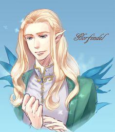 Glorfindel of the Golden Flower