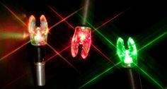 Nockturnal's Universal Fit Lighted Nocks: Red, Green, and Strobe Bowhunting, Strobing, Archery, Lava Lamp, Red Green, Light Bulb, Fit, Bow Arrows, Archery Hunting