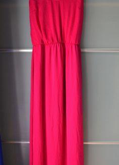 Kup mój przedmiot na #vintedpl http://www.vinted.pl/damska-odziez/dlugie-sukienki/13760993-sukienka-maxi-stradivarius-dluga-rozowa
