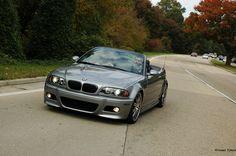 BMW E46 M3 Convertible 2003
