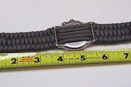 Woven Paracord Bracelet/watchband : 7 Steps (with Pictures) - Instructables Hemp Bracelets, Paracord Bracelets, Survival Bracelets, Girl Scout Swap, Girl Scout Leader, Paracord Projects, Paracord Ideas, Paracord Watch, Paracord Braids