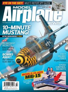 Model Airplane News - March 2014 English | 108 Pages | True PDF | 30.08 Mb