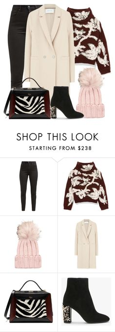 """""""Winter hat #517"""" by thereseatarwang ❤ liked on Polyvore featuring Levi's, Brunello Cucinelli, Inverni, Harris Wharf London and Mulberry"""