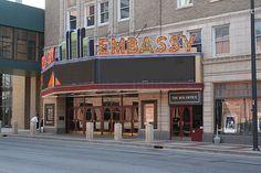 Embassy Theatre, Fort Wayne, Indiana.