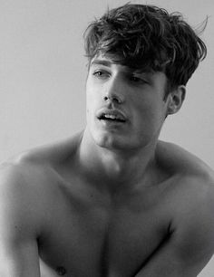 black and white. male models. aesthetic.