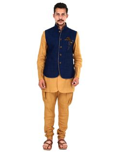 G3 Exclusive Blue Plain Jute Men Waistcoat Set.To View more collection at www.g3fashion.com For price or detail do whatsApp +91-9913433322. #indianwedding #groomswear #ethnicgroom #traditionalgroom #grooms #jewellery #asianbride #asiangroom #fashion #bridalcouture #ethnicgroom #asiangrooms #asianweddings #bridaldestination #couture