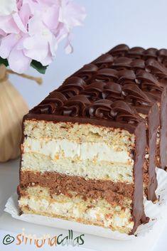Best No Bake Cheesecake, No Bake Blueberry Cheesecake, Snickers Cheesecake, Chocolate Chip Cheesecake, Cheesecake Desserts, Macarons, Parfait, Chocolate Ganache Filling, Fondant