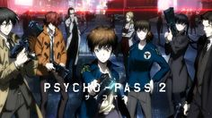 [Radio Recorded] Psycho-Pass 2 ED01 / Ending 「Fallen」
