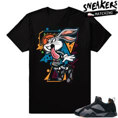 Sneaker Matching T-Shirt. Nike Elite Socks, Jordan 7, Types Of Printing, Tee Shirt Designs, T Shirt Costumes, Tee Shirts, Tees, Bordeaux, Air Jordans