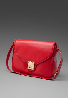 Small Red Purse