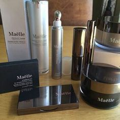 Some of pur amazing Maelle products! I'm looking for some amazing people to be mentors on my team! Interested? I'd love to chat!! Contact me today! Www.facebook.com/wonderlandbeauties or www.wonderlandbeauties.net
