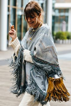fringe fest at milan fashion week